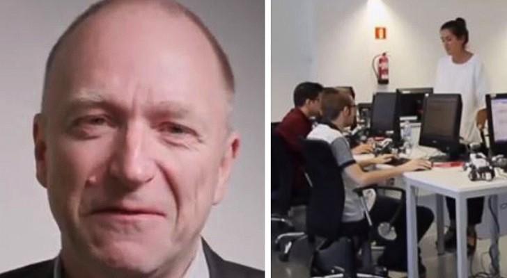Quest'uomo ha fondato una compagnia con l'obiettivo di dare lavoro ad un milione di persone affette da autismo