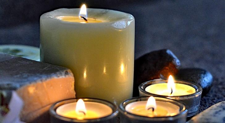Accendere troppe candele profumate può essere pericoloso per la salute: ecco quali rischi si corrono