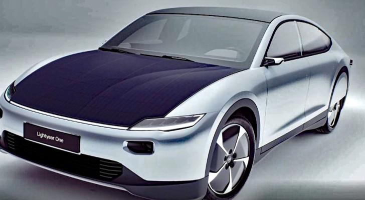 Das Elektro- und Solarauto kommt: Mit über 700 Kilometern Reichweite ist es rekordverdächtig
