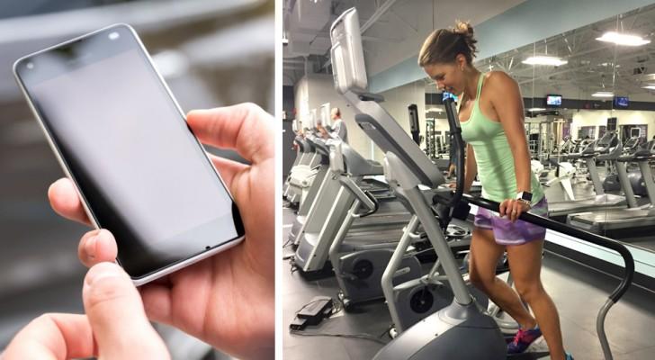 Voici l'application du téléphone qui vous insulte quand vous n'allez pas à la salle de sport