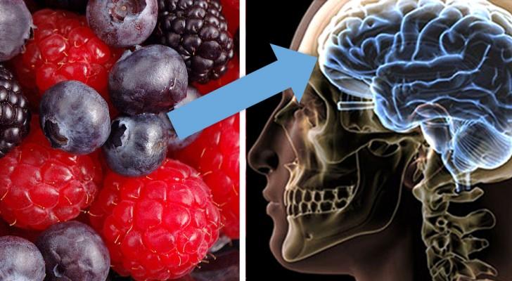 Si vous voulez avoir un cerveau jeune et actif, voici 8 aliments à ne pas négliger