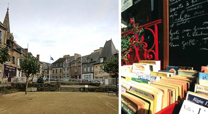 Questo borgo medievale ha 700 abitanti e 15 librerie: è il paradiso di ogni lettore!