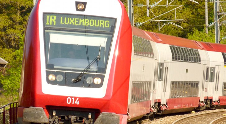 Luxemburg wordt de eerste natie ter wereld die het openbaar vervoer GRATIS aanbiedt