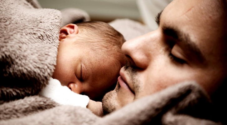 A real father is not who pays the bills, but a man who puts his family above everything else