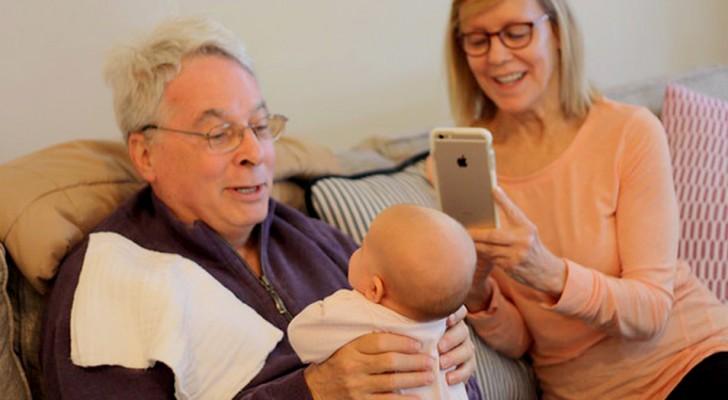 Veja os milagres que acontecem quando os avós participam ativamente da vida de seus netos