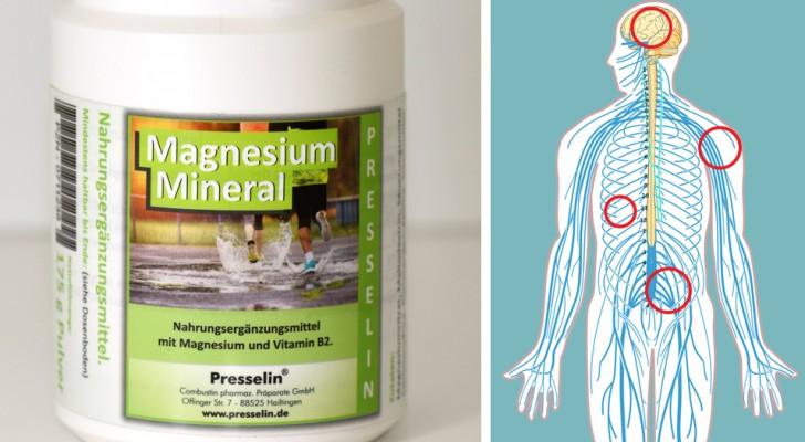 Magnesium is een mineraal dat van vitaal belang is voor onze gezondheid, daarom is het belangrijk om het te nemen
