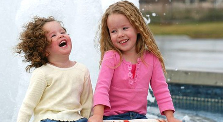 Les enfants VRAIMENT heureux doivent être bruyants et vifs