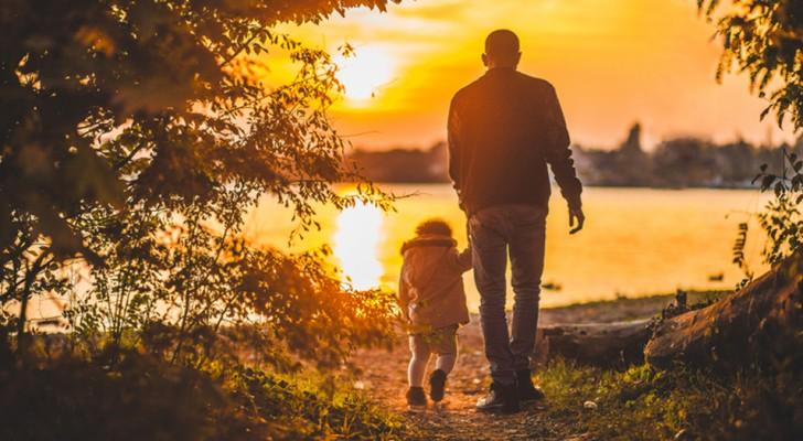 Ein guter Elternteil bereitet nicht den Weg für die Kinder vor, sondern die Kinder auf den Weg