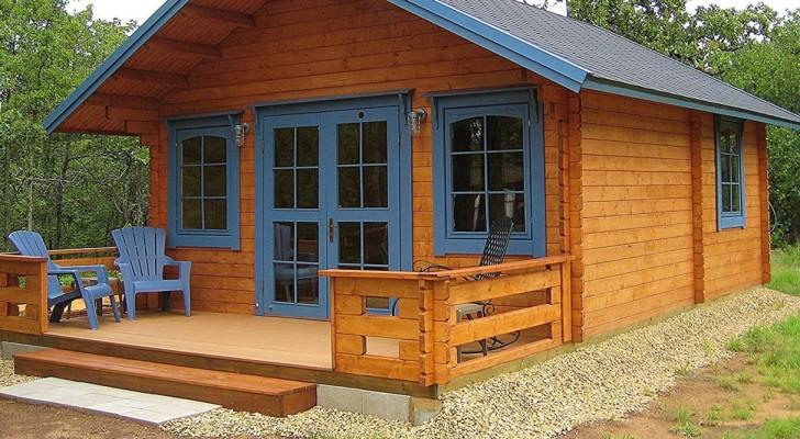 Amazon a mis en vente un kit pour construire votre maison en deux jours : voici ses intérieurs