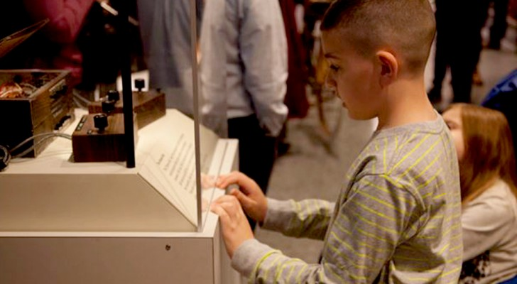 Neem je kinderen mee naar het museum: je zult het plezier van het ontdekken bij hen losmaken