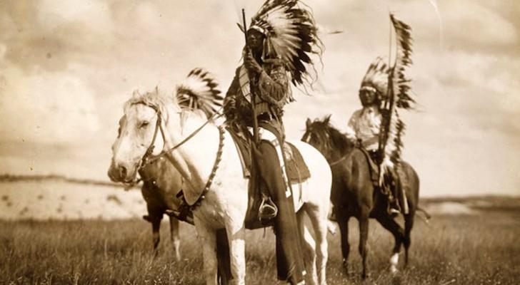 Alcune rare fotografie dei Nativi Americani di inizio '900: una delle ultime testimonianze di un popolo glorioso