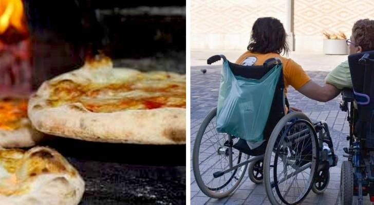 Un turista paga la cena a sei famiglie con disabili e va via: il suo gesto ci ricorda cos'è l'altruismo