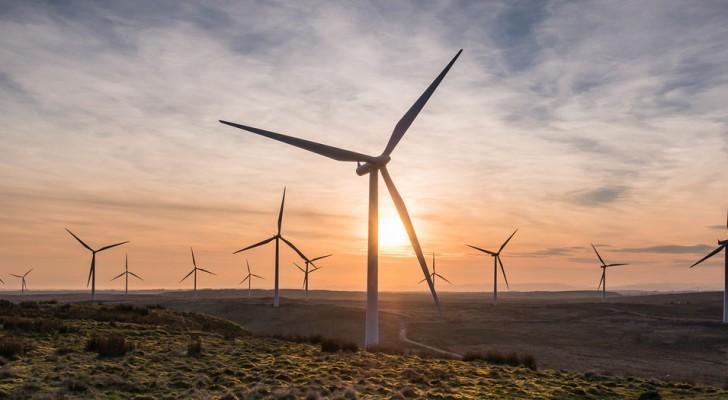 La Scozia punta all'energia eolica e dice addio alle fonti di inquinamento ambientale