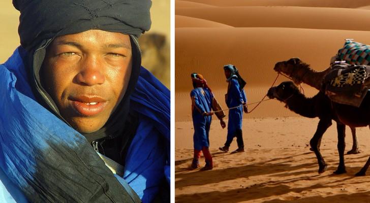 Die Berber, die freien Menschen, die seit Jahrtausenden die Sahara durchqueren