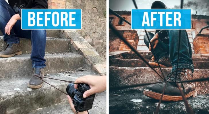 Dieser Künstler verwendet die gängigsten Objekte, um Fotos aus erstaunlichen Perspektiven zu machen