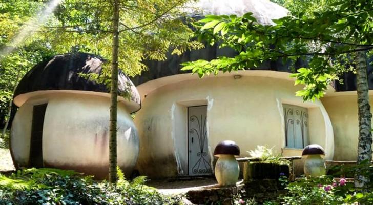 Il villaggio dei Puffi esiste davvero nella realtà: ecco dove si trova e qual è la sua storia