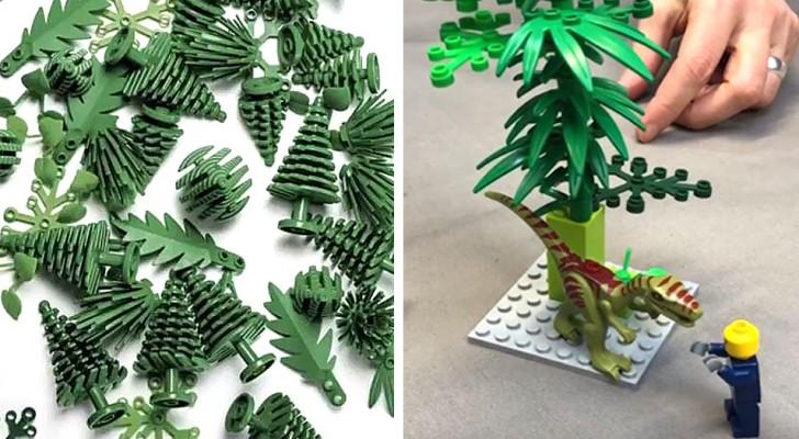 LEGO: arrivano i mattoncini in bioplastica, per giochi e costruzioni 100% green!