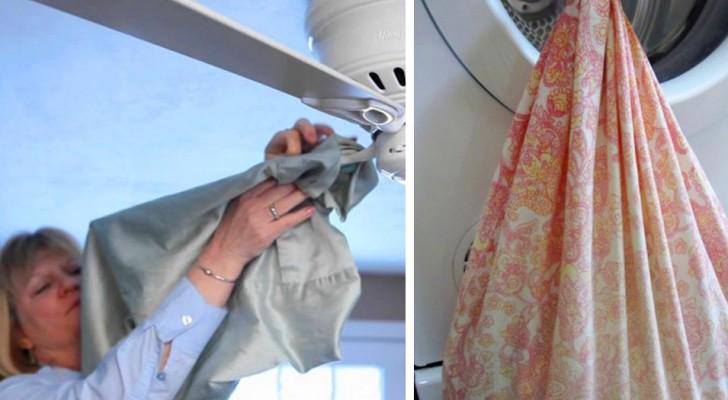 Non gettare via le vecchie federe dei cuscini! Ecco 11 modi inaspettati per riutilizzarle
