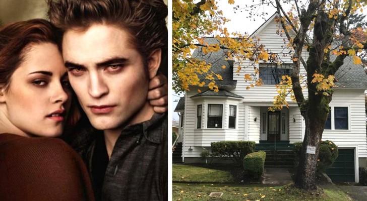 Dal cinema alla realtà: ora su Airbnb potete affittare la casa di Bella Swan, la protagonista di