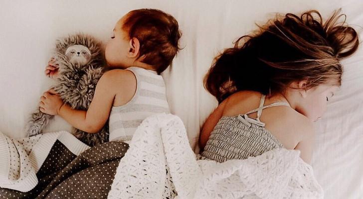 À tous les parents : si vos enfants se couchent tôt, cela réduira votre stress