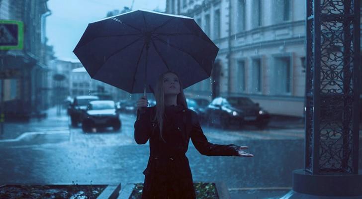Hier zijn de 7 voordelen van wandelen in de regen: een echte remedie voor onze geest!
