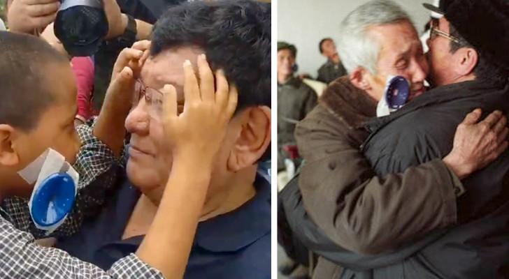 Cet ophtalmologiste a parcouru le Népal à pied pour soigner gratuitement des milliers de personnes