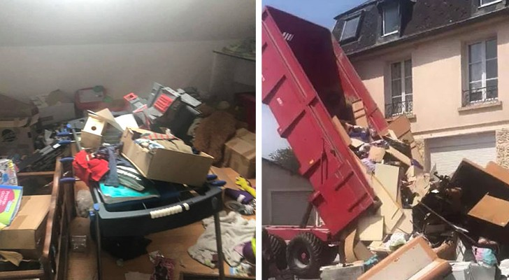 De huurders laten het huis vol met afval achter: de wraak van de eigenaar is werkelijk origineel