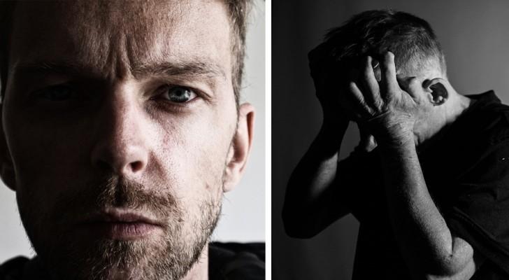Bij mannen wijzen deze 14 signalen erop dat hun depressie toeneemt
