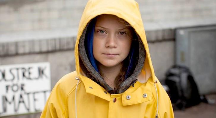 Greta Thunberg überquert den Atlantik mit einem emissionsfreien Segelboot