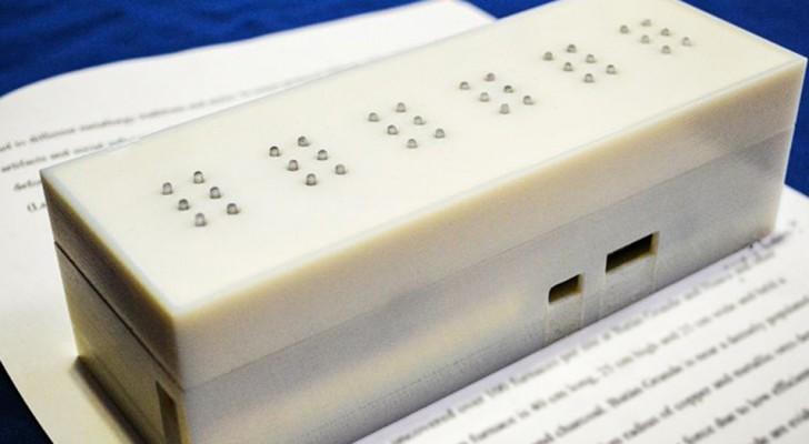 Diese 6 Studentinnen erfanden den tragbaren Text-Braille-Übersetzer, um das Leben der Blinden zu verbessern
