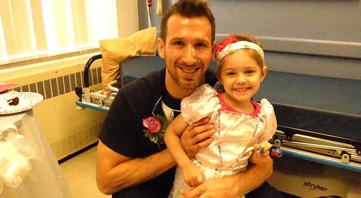 Ein 29-jähriger Krankenpfleger heiratet ein 4-jähriges Mädchen: Die Geschichte ist wirklich bewegend
