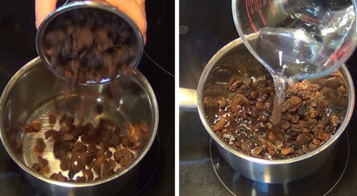 Comment préparer l'eau de raisin sec, un puissant détoxifiant naturel pour le foie