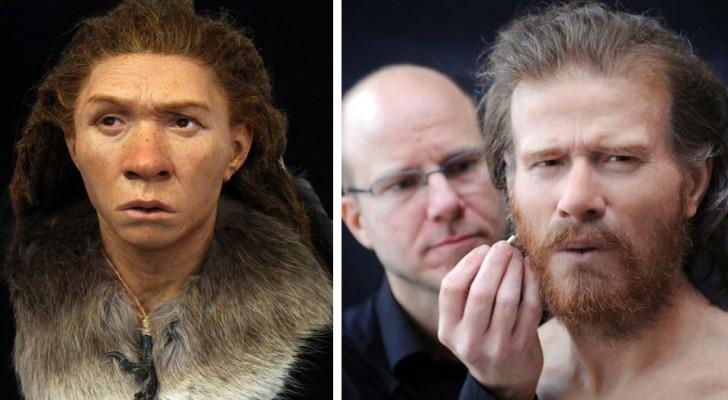 Un uomo ricostruisce il volto dei nostri antenati: ecco come eravamo migliaia di anni fa