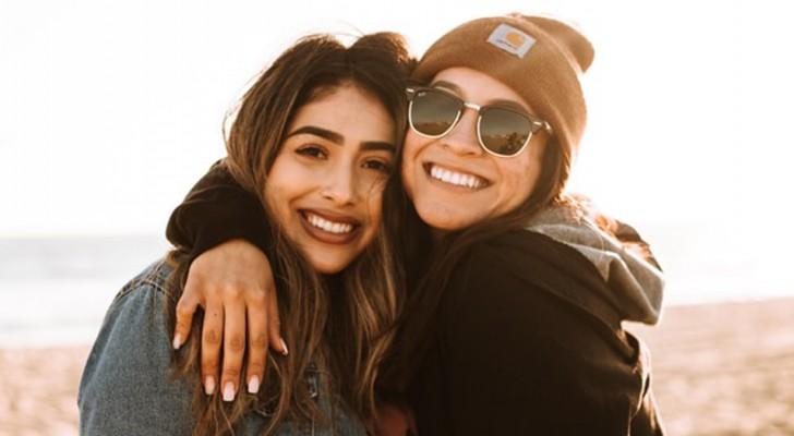 I veri amici riescono a restare uniti nonostante la distanza che li separa