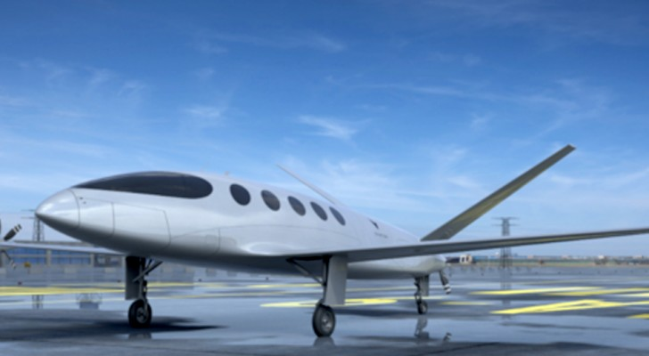 Arriva Alice, l'aereo elettrico che aiuterà a ridurre i livelli di CO2 nell'aria
