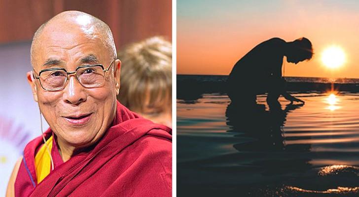 Pace, amore e saggezza: 8 preziosi consigli del Dalai Lama per vivere seguendo questi principi