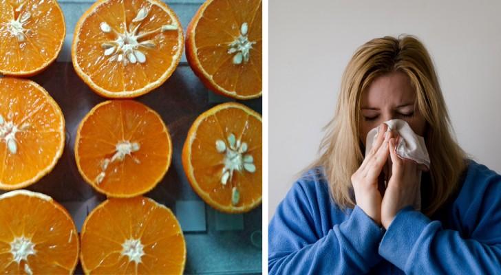 Ecco i 10 segnali che il nostro corpo ci invia quando ha una carenza di vitamina C
