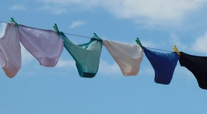 Half of the people in a survey do not change their underwear every day, especially guys!