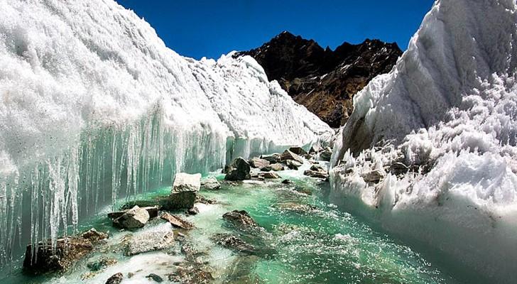 Het smelten van de gletsjers brengt pesticiden van 70 jaar geleden terug: dat onthult een studie