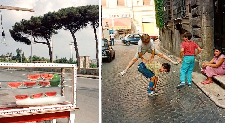 Comment était l'Italie dans les années 80 : un souvenir évocateur dans les photos de ce photographe américain