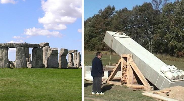 Un charpentier à la retraite explique comment le complexe Stonehenge aurait pu être construit