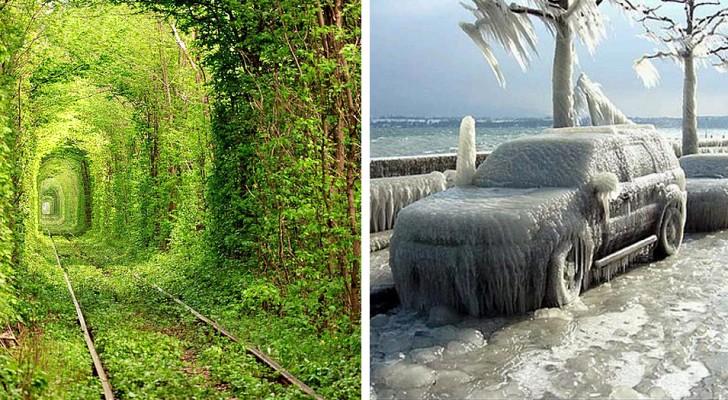 12 foto's die de kracht van de Natuur beter laten zien dan wat ook