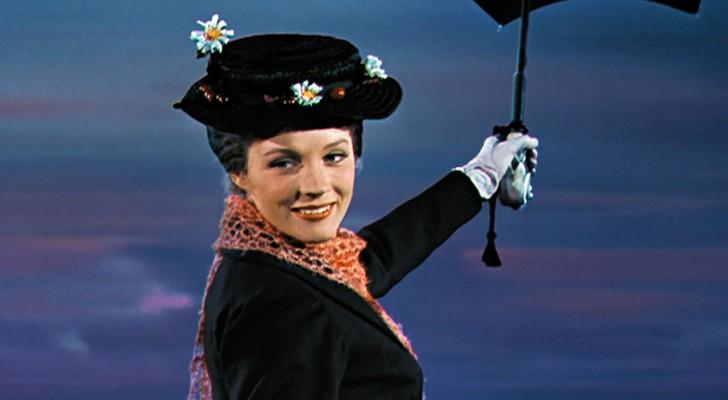 """""""Mary Poppins"""": 55 anni fa usciva nei cinema questa favola senza tempo e ricca di insegnamenti universali"""
