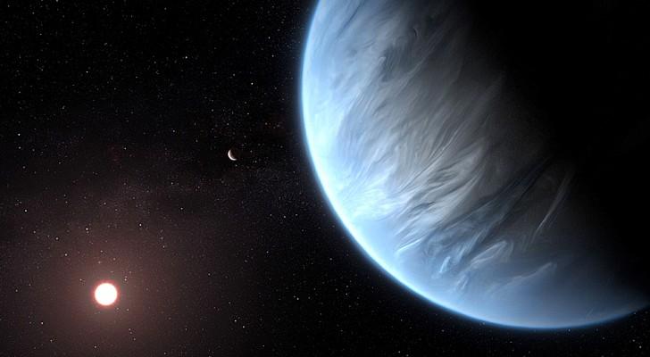 On a découvert de l'eau sur une planète qui pourrait être habitable, à 110 années-lumière de la Terre