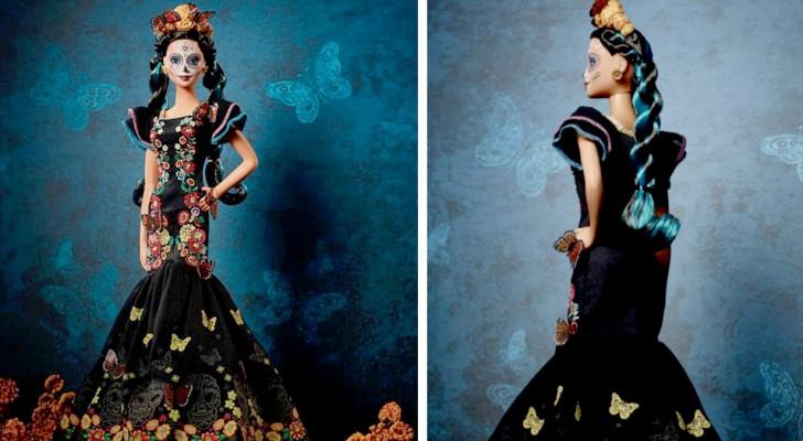 La Mattel celebra il tradizionale Dìa de Muertos messicano con una Barbie nuova di zecca