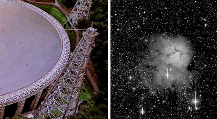 Un enorme telescopio cinese ha catturato un misterioso segnale radio dallo spazio profondo