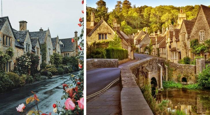 Diese 10 englischen Dörfer sind so malerisch, dass sie aus einem Märchen zu stammen scheinen