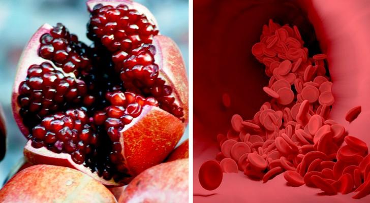 La grenade : le fruit énergétique riche en antioxydants qui améliore la circulation sanguine
