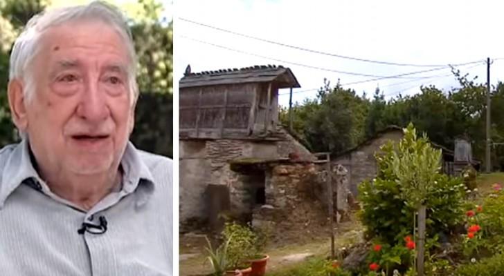 Este grupo de idosos comprou uma vilarejo abandonado inteiro para passarem a velhice juntos