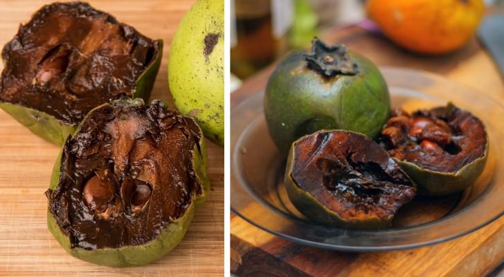 Zapote nero: eine Frucht mit Schokoladenaroma, aber viel gesünder